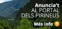 Anuncia't al portal dels Pirineus
